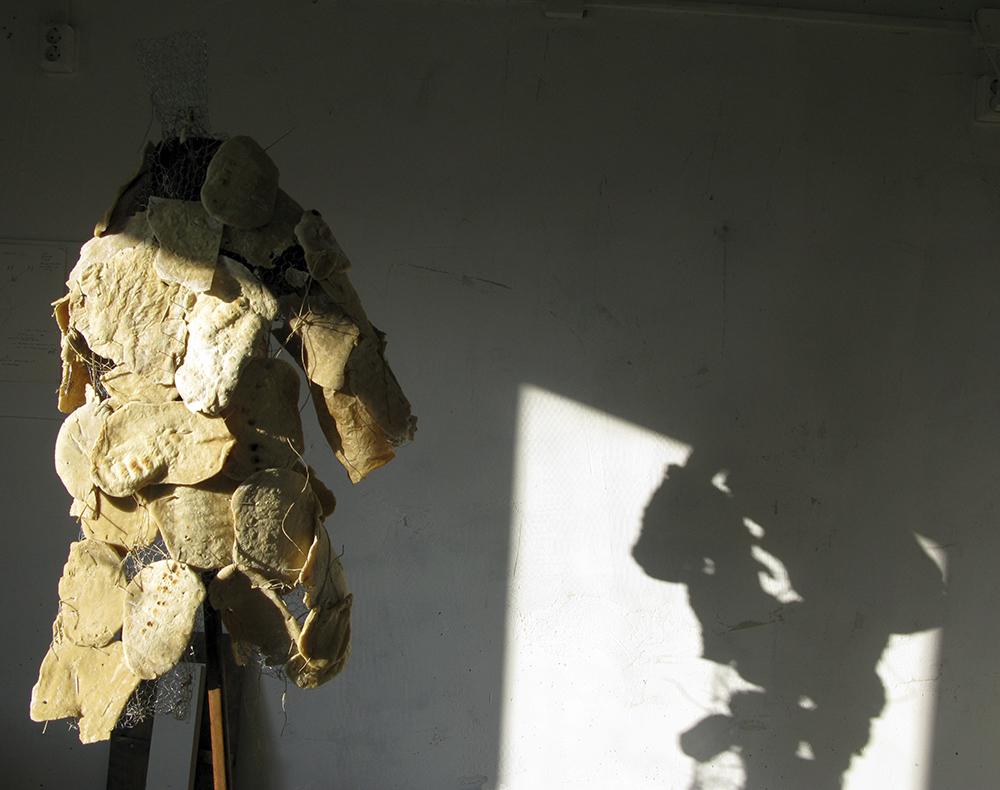 Breadman zero version (The Breadman Project), 2009