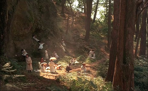 Read in Picnic at Hanging Rock, Emily Kocken, 2013