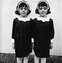 Diane Arbus Identical_Twins,_Roselle,_New_Jersey,_1967